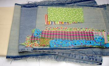 Faça um tapete para quarto infantil com patchwork de retalhos   Vila do Artesão