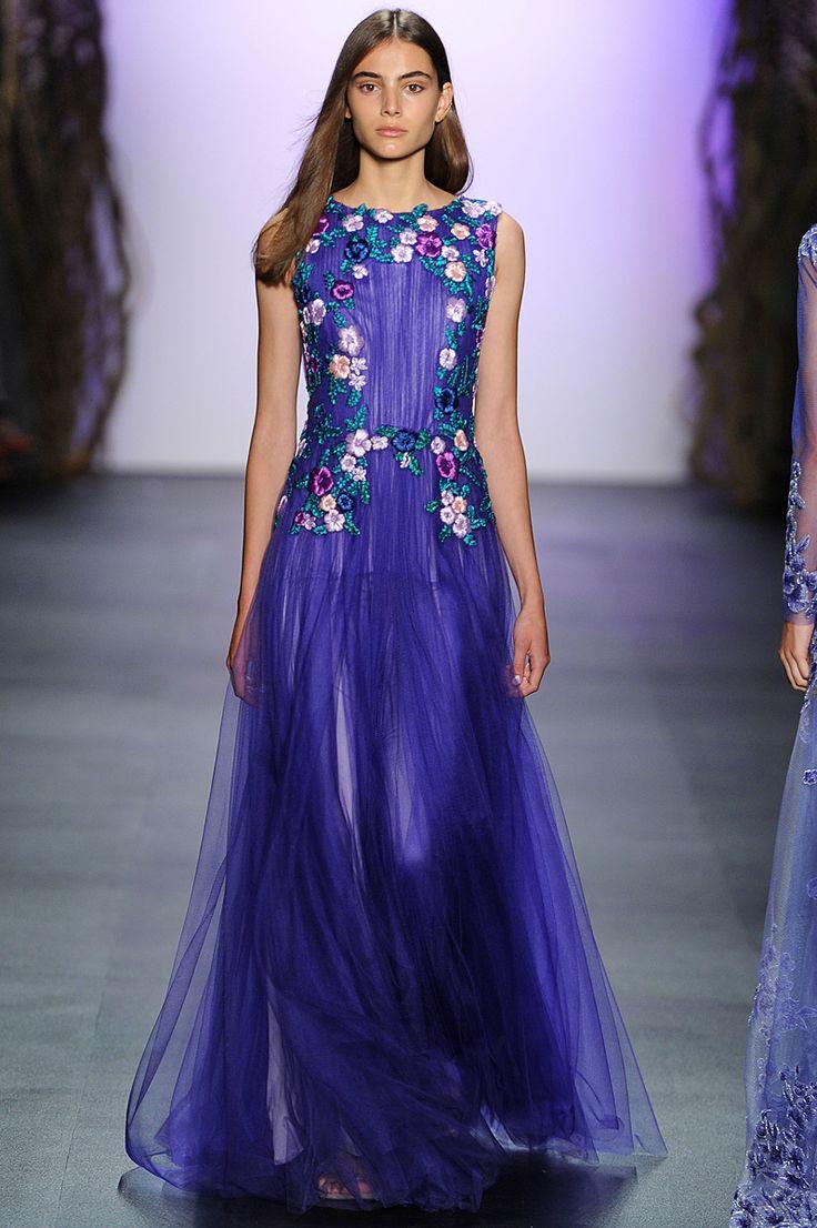 49 best Tadashi Shoji Spring Summer 2016 New York Fashion Week ...