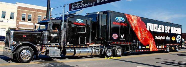 Jayski's® NASCAR Silly Season Site - 2013 NASCAR Sprint Cup Series #43 Paint Schemes