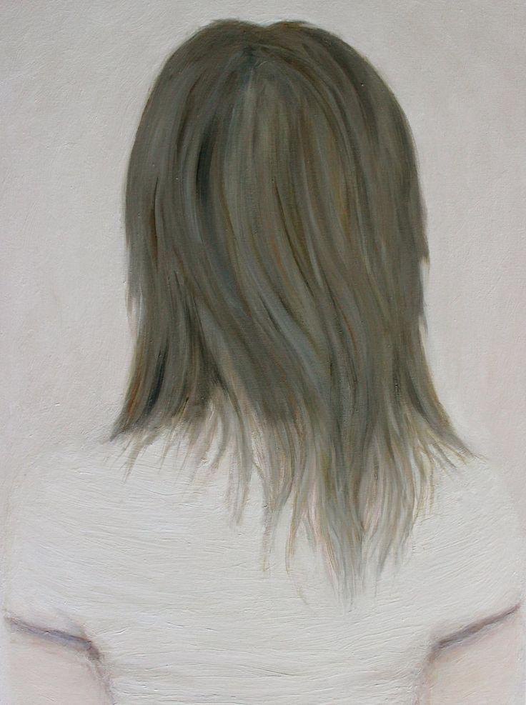 """Ane II"" Oil on canvas, Per Adolfsen 2015"