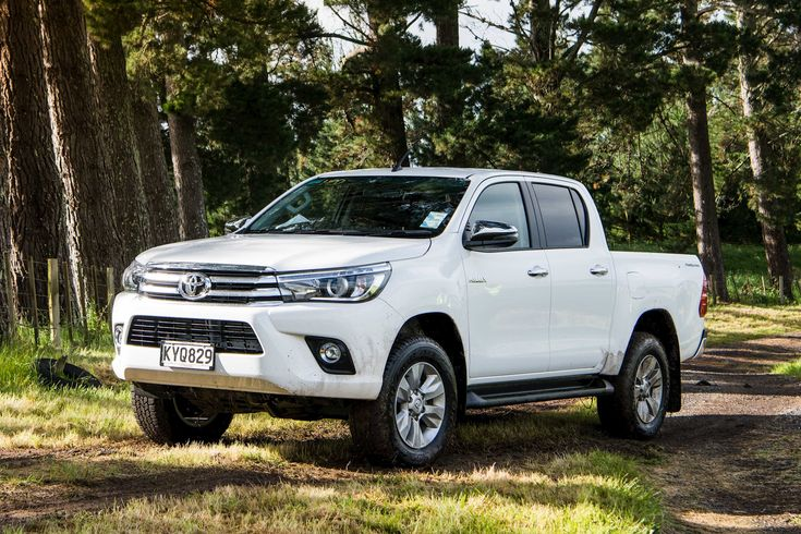 Toyota offers more Hilux ute options