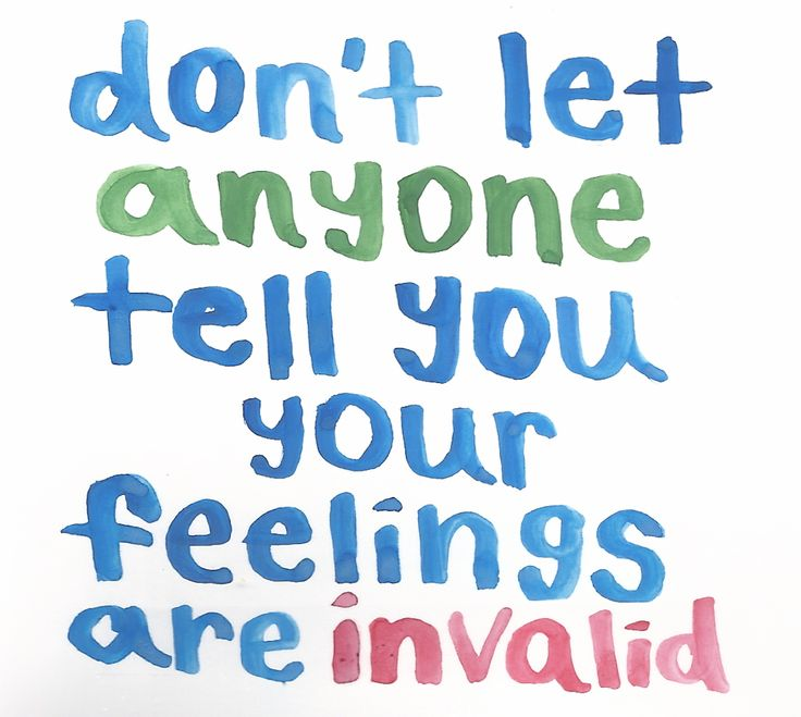 1000+ images about Validation & Invalidation of Emotions ...
