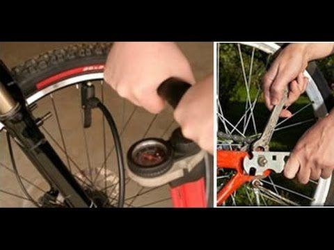 Easy Bicycle Repair Course   Bike Repair Manuals