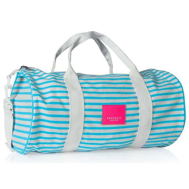 Seafolly Girl Sleepover Bag - Aqua