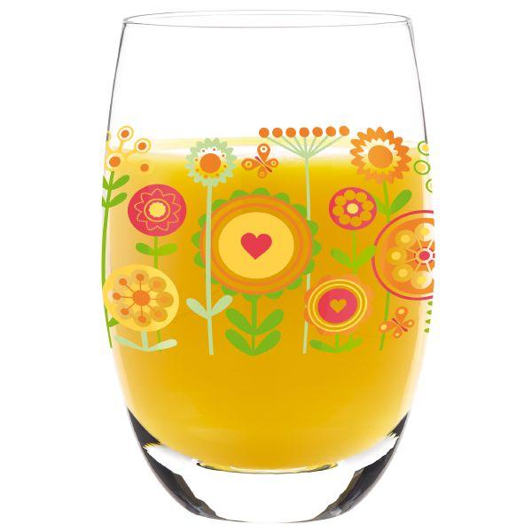 Juice Glass Designed by Burkhard Neie #Ritzenhoff