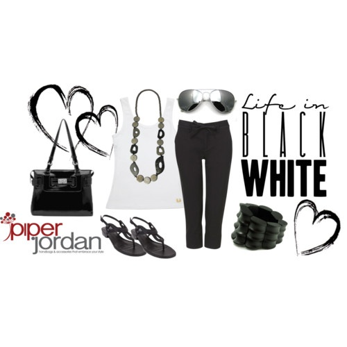 Black and White  www.piperjordan.com.au