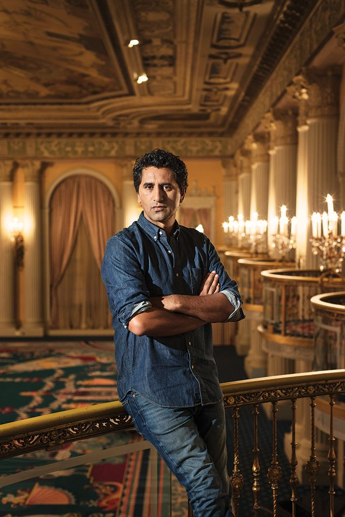 Cliff Curtis  • TVSeries: Fear the Walking Dead • Character: Travis Manawa
