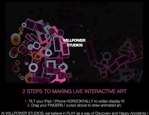 INTERACTIVE ANIMATION | WILLPOWER STUDIOS  by WILLPOWER STUDIOS | WILLIAM ISMAEL | www.WillpowerLifeForce.com   #illustration #art #graphic