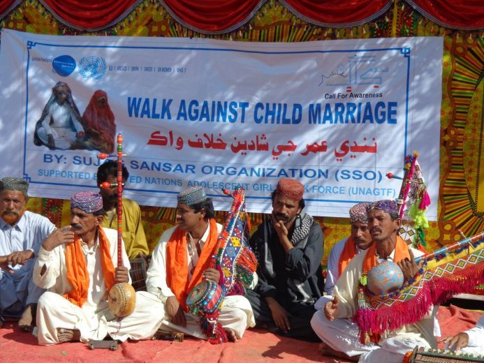 Men Are Stepping Up to Fight Child Marriage in Pakistan | TakePart
