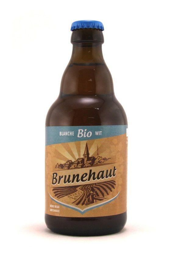 Brunehaut Bio Blanche, Trigo Belga 5.0% ABV (Brasserie de Brunehaut, Bélgica) [Micromalta]