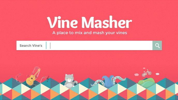 Vine Masher le permite crear listas de reproducción fácilmente compartibles