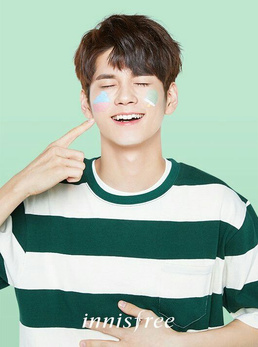 Innisfree - Ong Seongwoo Wanna One