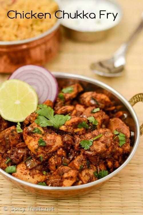 Chicken Chukka Varuval | South Indian Chicken Roast Recipe | Spicy Chicken Chukka Fry Recipe