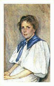 Elsa Beskow, Swedish writer of 100 years ago, still beloved by generations of Waldorf School children and parents.