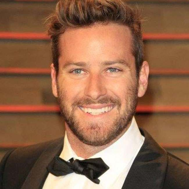 Armie Hammer's father, Michael Armand Hammer, owns several businesses, and the Hammer family owned the Occidental Petroleum company.  Age: 30    Birthplace: Los Angeles, California, United States of America