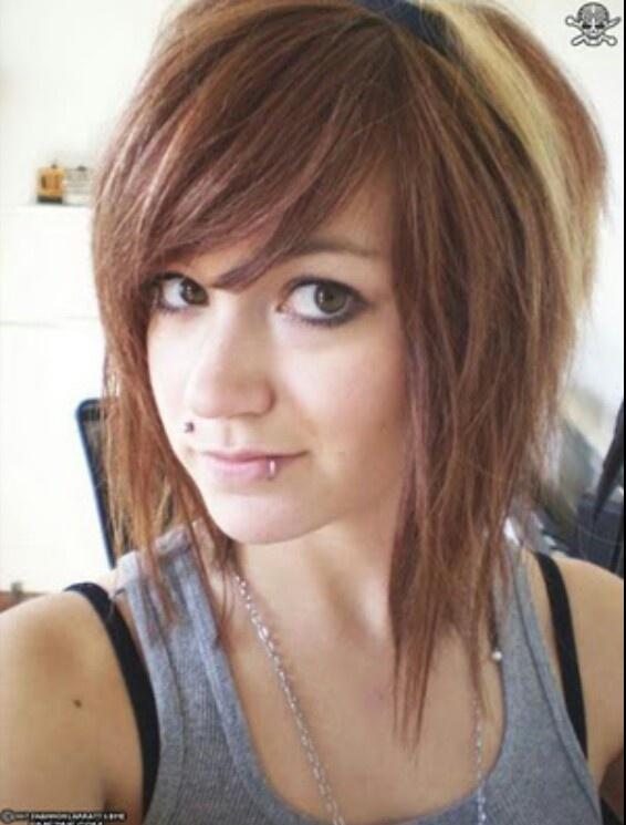 A line bob haircut Hair Pinterest