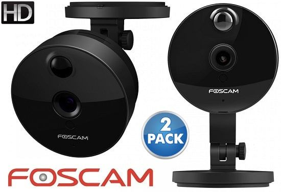 Refurb Foscam Indoor WiFi Security Cam 2-Pack for $60  free shipping #LavaHot http://www.lavahotdeals.com/us/cheap/refurb-foscam-indoor-wifi-security-cam-2-pack/229813?utm_source=pinterest&utm_medium=rss&utm_campaign=at_lavahotdealsus