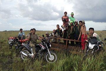 Saving Indonesia's endangered wildlife – spotlight on a year