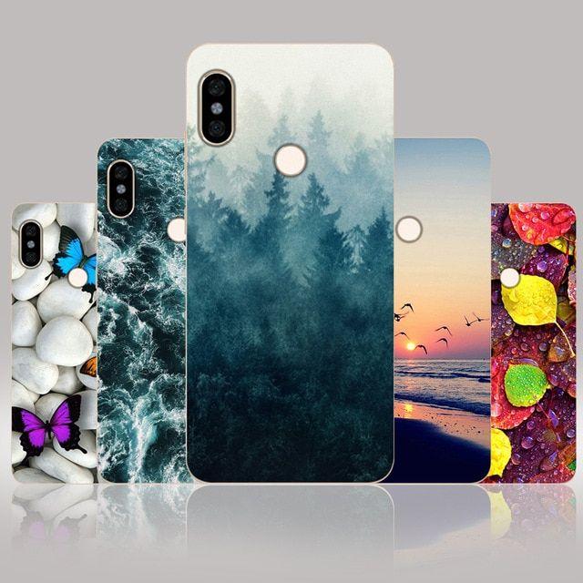 Fanatu Soft Tpu 5 84xiaomi Mi A2 Lite Case Silicone 5 99xiaomi Mi A2 Phone Case Mia2 Lite Full Protective Xiaomi A 2 A2 Lite Review Phone Cases Case Xiaomi