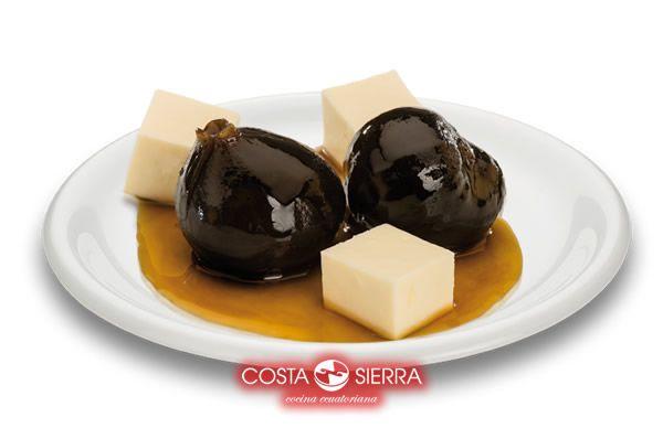 Higos con queso platos tipicos ecuatorianos pinterest for Platos dulces