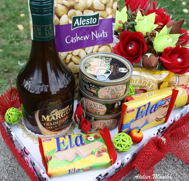 Birthday gift package - Handmade by Atelier Monika. Photo by Michelle Gilman.