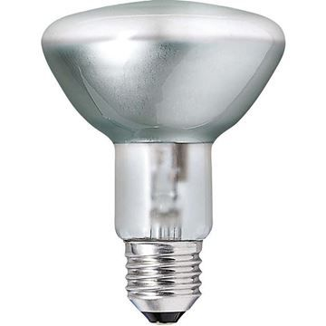 Bec halogen reflector Philips EcoClassic 70W E27 R80 25D 1CT/10 SRP PROMO, 872790083534201 http://www.etbm.ro/becuri-halogen