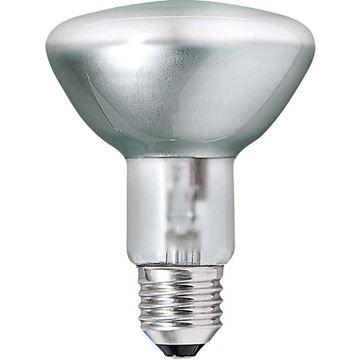 Bec halogen reflector Philips EcoClassic 70W E27 R80 25D 1CT/10 SRP PROMO, 872790083534201 http://www.etbm.ro/becuri-halogen