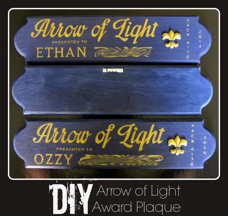 arrow of light award arrow light ceremoni arrow of light plaque arrow. Black Bedroom Furniture Sets. Home Design Ideas