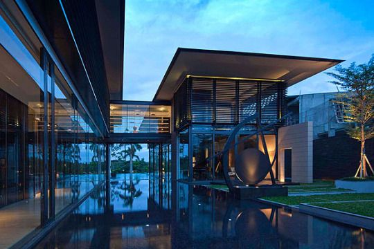 House at Pondok Indah / RT+Q