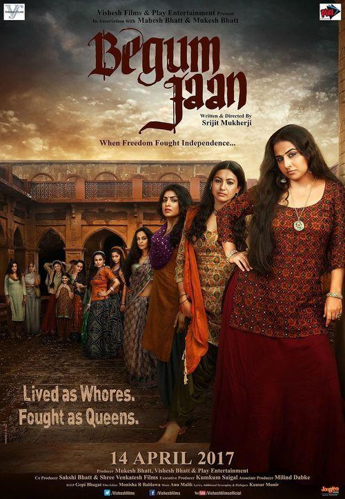Watch Begum Jaan 2017 Full Movie HD Movies