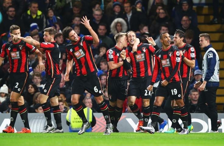 @Bournemouth Late Murray winner stuns Blues. The substitute had been on the pitch for just 99 seconds before he bundled home a dramatic deciding goal in one of the most famous victories in the Cherries' history #9ine