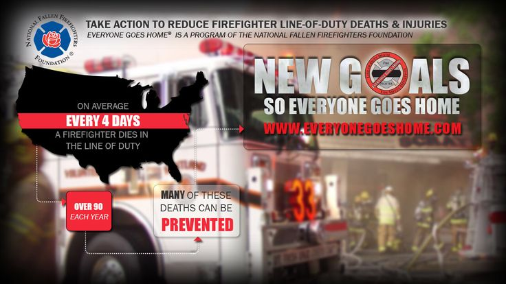Resolve to reduce line of duty deaths for the New Year  New NFFF video featuring Kentland VFD makes the case for safety as an integral part of aggressive firefighting  More info: http://everyonegoeshome.com/news/2014/newgoals_122914.html