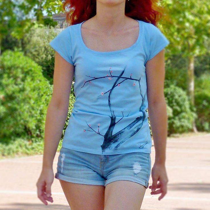 Así que se nos ocurrió la idea de hacer las zenmisetas en color. #camisetas #tshirts www.artaliquam.com