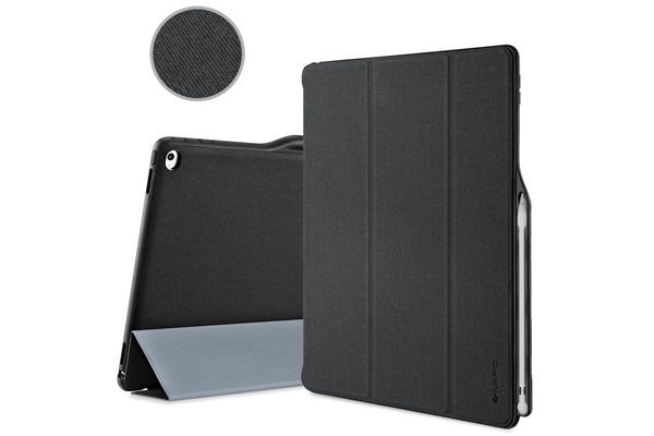 Bemutatjuk: iVAPO iPad Pro 12.9 mappa tok érintőceruza tartóval  Bemutatjuk: iVAPO iPad Pro 12.9 mappa tok érintőceruza tartóval 3 színben!  A prémium minőségű puha mikroszálas anyagból készült iVAPO tok tökéletes védelmet nyújt kedvenc iPad Pro készüléked számára ráadásul még egy asztali tartó funkcióval is rendelkezik amely tovább fokozza a komfortérzést.  Ha fontosnak tartod hogy későbbiekben eladható állapotban legyen az iPad Pro tableted akkor mindenképp érdemes beszerezni ez a tokot…