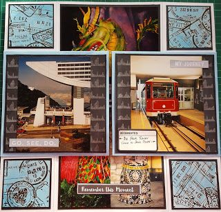 Artfull Crafts - Kaisercraft Just Landed - Never Ending Mini Album