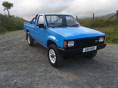 Nissan D21 4x4 pick up very rare (Datsun, Hilux)