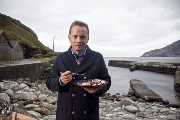 Новая кухня Хуртигрутен: «Norway's Coastal Kitchen» #Hurtigruten #Norway