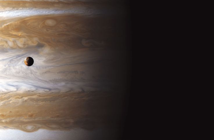 Io High Above Jupiter's Storms [4500x2950]