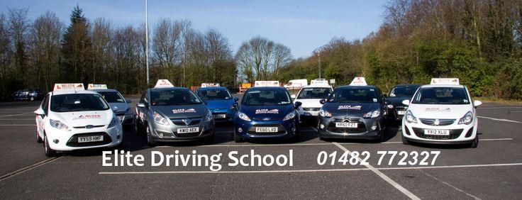 Elite Driving School.