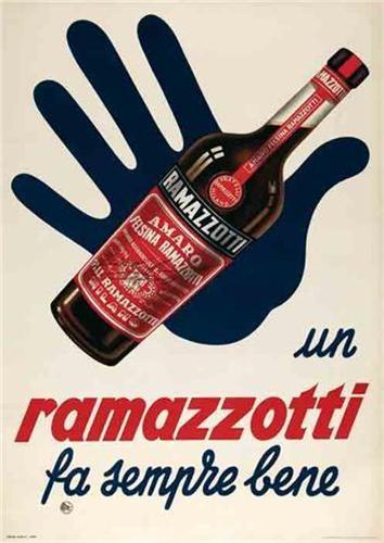 Ramazzotti is good for you.