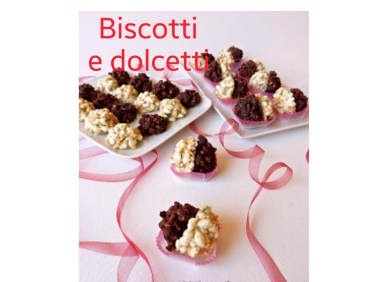 Biscotti e dolcetti ... ricettario Bimby Pagina 2 di 89