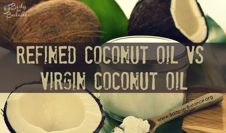 Unlike most other foods on the market refined doesn't necessarily means a bad thing if it comes to coconut oil. It all depends on how it is being processed. Click the link to learn more.