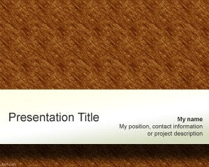 Free Domestic PowerPoint Template