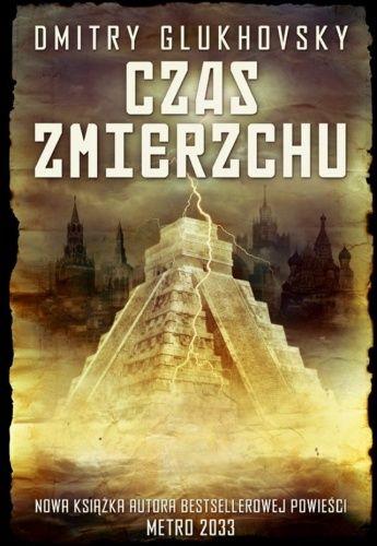 """Dmitry Glukhowsky - """"Czas zmierzchu"""" - 7/10 Moja recenzja: http://lubimyczytac.pl/ksiazka/116909/czas-zmierzchu/opinia/25051727#opinia25051727"""