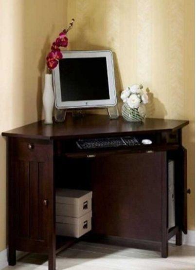 Small Corner Desk – check various designs and colors of Small Corner Desk on Pretty Home. Also checkSmall Corner Computer Desk