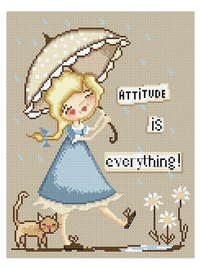 Attitude is Everything by Diane Duda