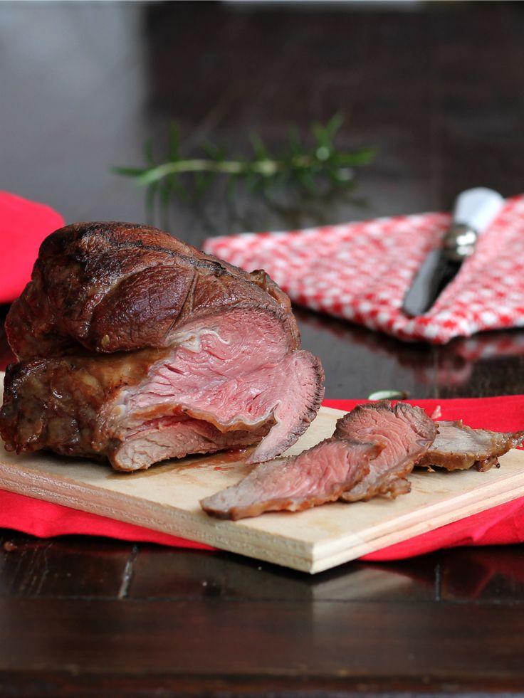 ROAST BEEF ALL INGLESE arrosto di vitello ricetta classica