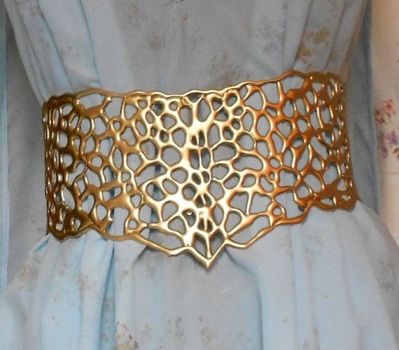 Daenerys Targaryen Khaleesi Qarth BELT and by Crystalhazedesigns, $100.00