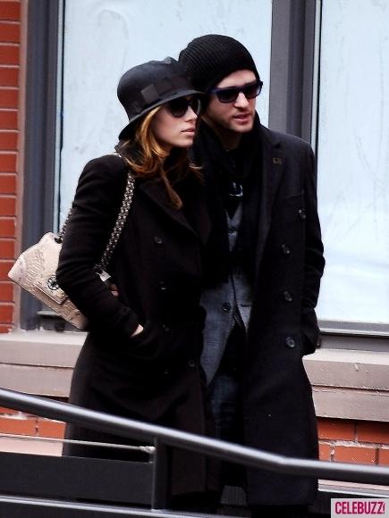 Photos - Justin Timberlake and Jessica Biel Through the Years - 1 - Celebuzz