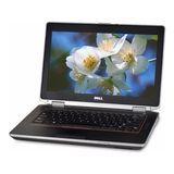 "Dell - Latitude 14"" Refurbished Laptop - Intel Core i5 - 4GB Memory - 320GB Hard Drive - Black"